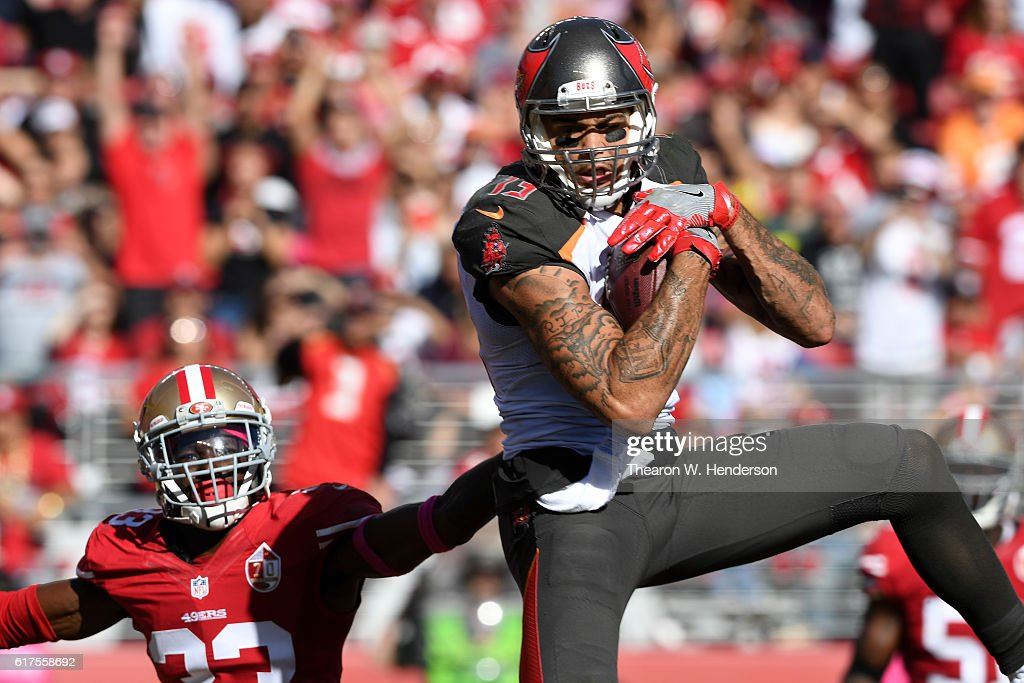 Tampa Bay Buccaneers v San Francisco 49ers