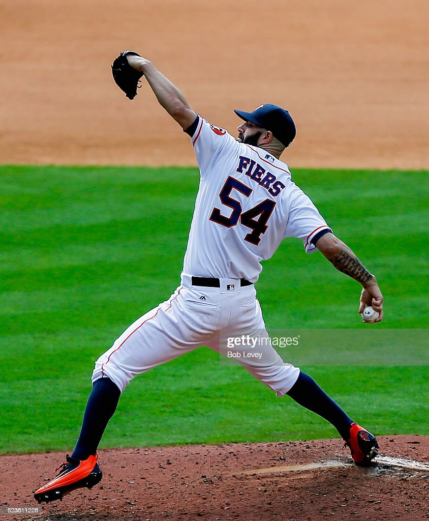 Mike Fiers Astros Trade: Boston Red Sox V Houston Astros