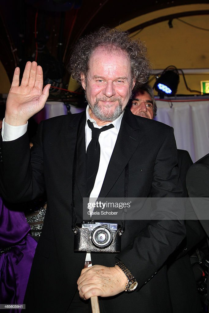Mike Figgis, director, producer attend the Lambertz Monday Night at Alter Wartesaal on January 27, 2014 in Cologne, Germany.