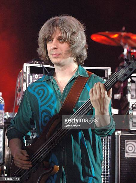 Mike Gordon during 6th Annual Jammy Awards Show and Backstage at The Theater at Madison Square Garden in New York City New York United States