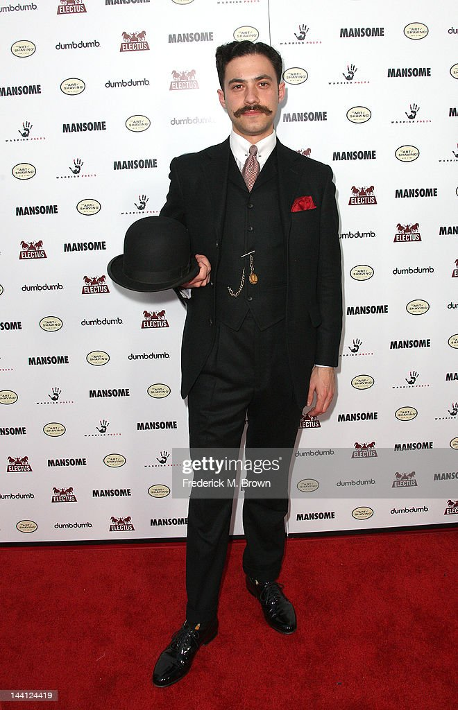 Mike Haar attends the premiere of Morgan Spurlock's 'Mansome' at the ArcLight Cinemas on May 9, 2012 in Hollywood, California.