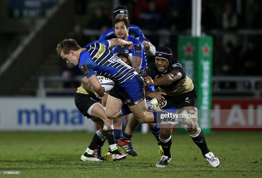 Sale Sharks v Montpellier - European Rugby Challenge Cup Quarter Final