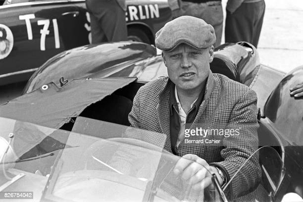 Mike Hawthorn Ferrari 250 Testa Rossa 58 1000 Km of Nurburgring Nurburgring 01 June 1958