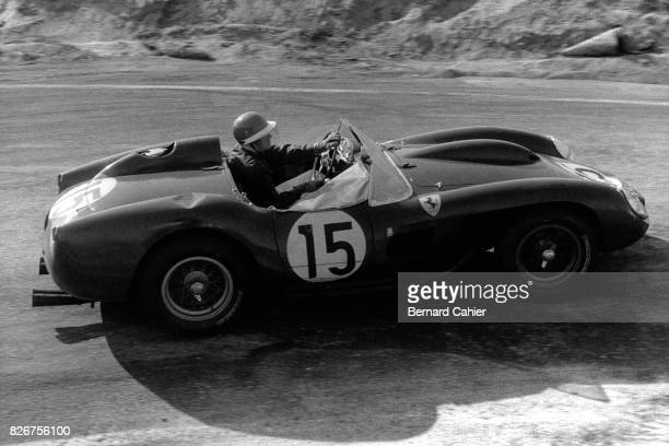 Mike Hawthorn Ferrari 250 Testa Rossa 58 Grand Prix of Sebring Sebring 22 March 1958