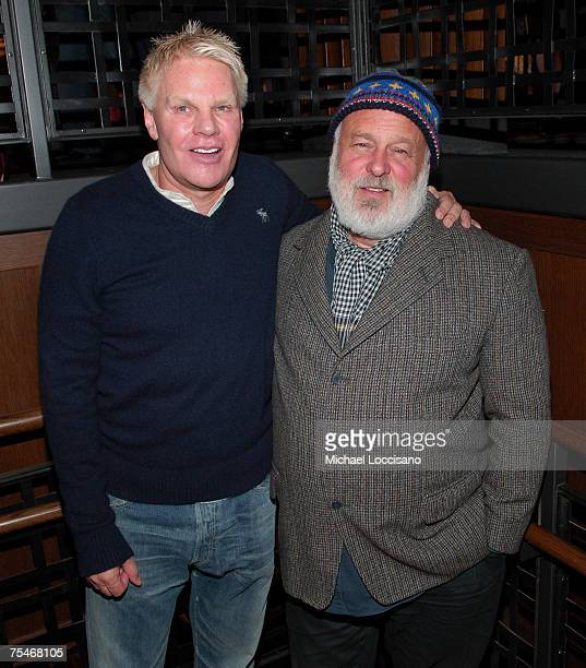 Mike Jeffries Abercrombie Fitch CEO and Bruce Weber