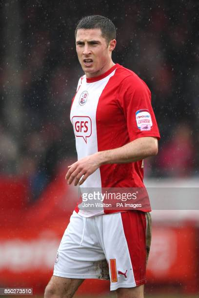Mike Jones Crawley Town