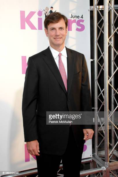 Mike Karz attends 'Killers' Los Angeles Premiere at ArcLight Cinemas on June 1 2010 in Hollywood California