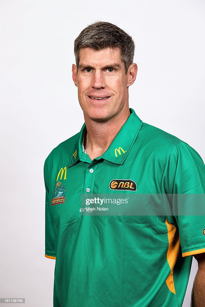 Mike Kelly of the Townsville Crocodiles poses during the official 2013/14 NBL Headshots Session at The Entertainment Quarter on September 19, 2013 in Sydney, Australia.