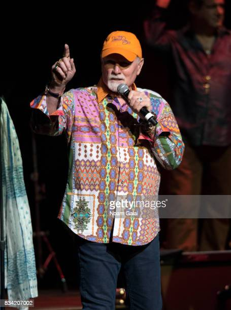 Mike Love of The Beach Boys performs in concert at The Beacon Theatre on August 17 2017 in New York City