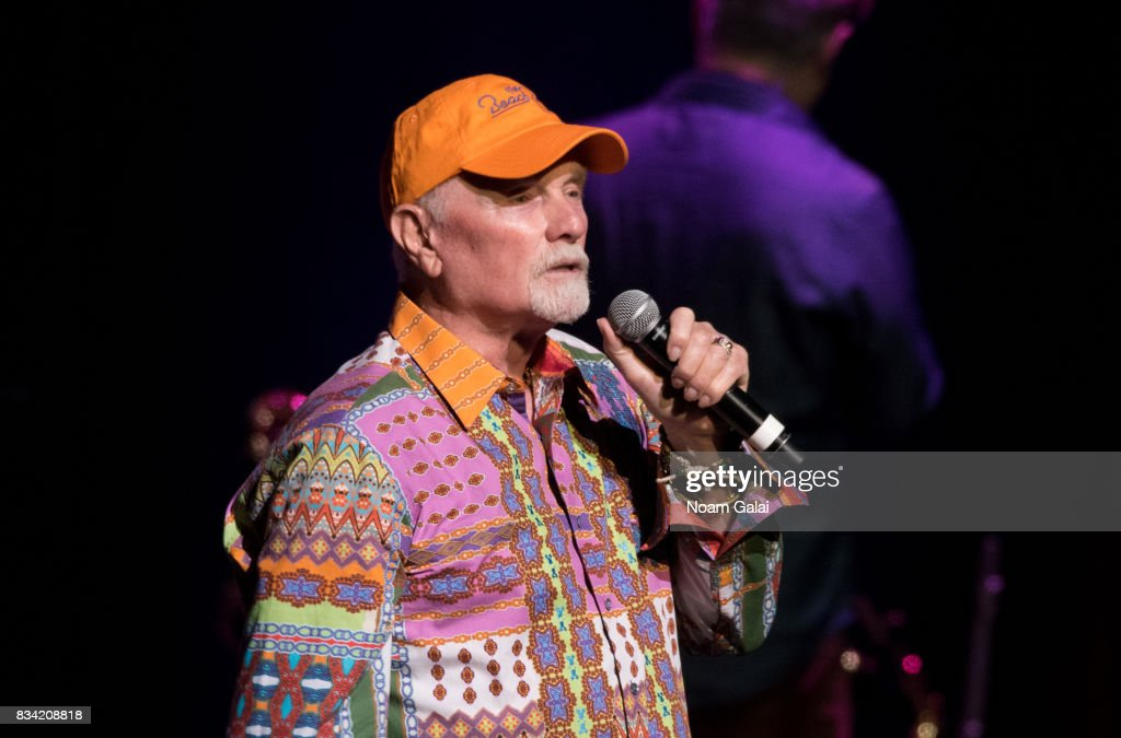 Mike Love of The Beach Boys performs in concert at The Beacon Theatre on August 17, 2017 in New York City.