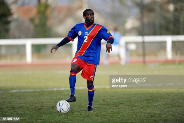Mike MAMPUYA Congo / Gabon Amical ManteslaJolie