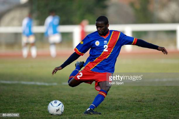 Mike MAMPUYA Congo / Gabon Amical ManteslaJolie