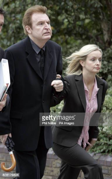 Mike McCartney brother of Beatle Paul McCartney arrives at Chester Magistrates court Tuesday October 18 where he is accused of groping a waitress...