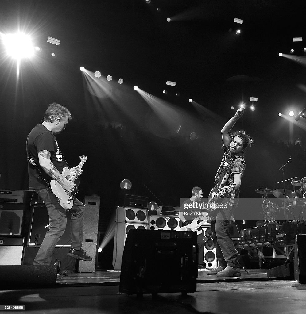 Pearl Jam in Concert - Philadelphia | Getty Images