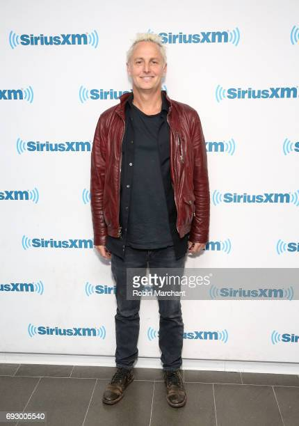 Mike McCready of Pearl Jam visits at SiriusXM Studios on June 6 2017 in New York City