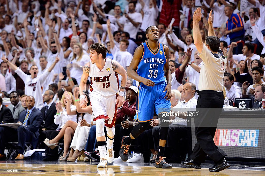 2012 NBA Finals - Game Five