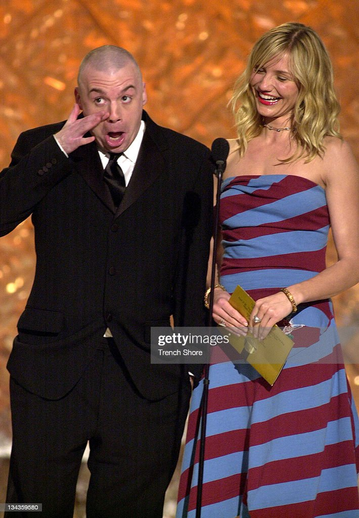 mike myers and cameron diaz hookup