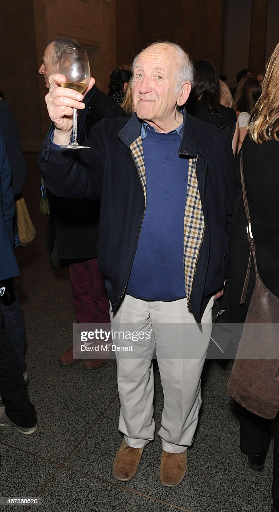 Mike Myers attends a private view of 'Nick Waplington/Alexander McQueen: Working Progress' at the Tate Britain on March 23, 2015 in London, England.