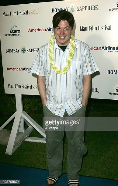 Mike Myers during 2005 Maui Film Festival Tribute to Mike Myers at Marriott Wailea in Maui Hawaii United States