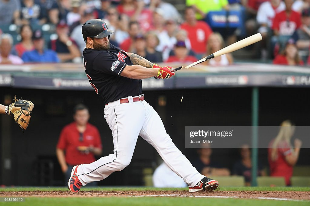 Division Series - Boston Red Sox v Cleveland Indians - Game Two