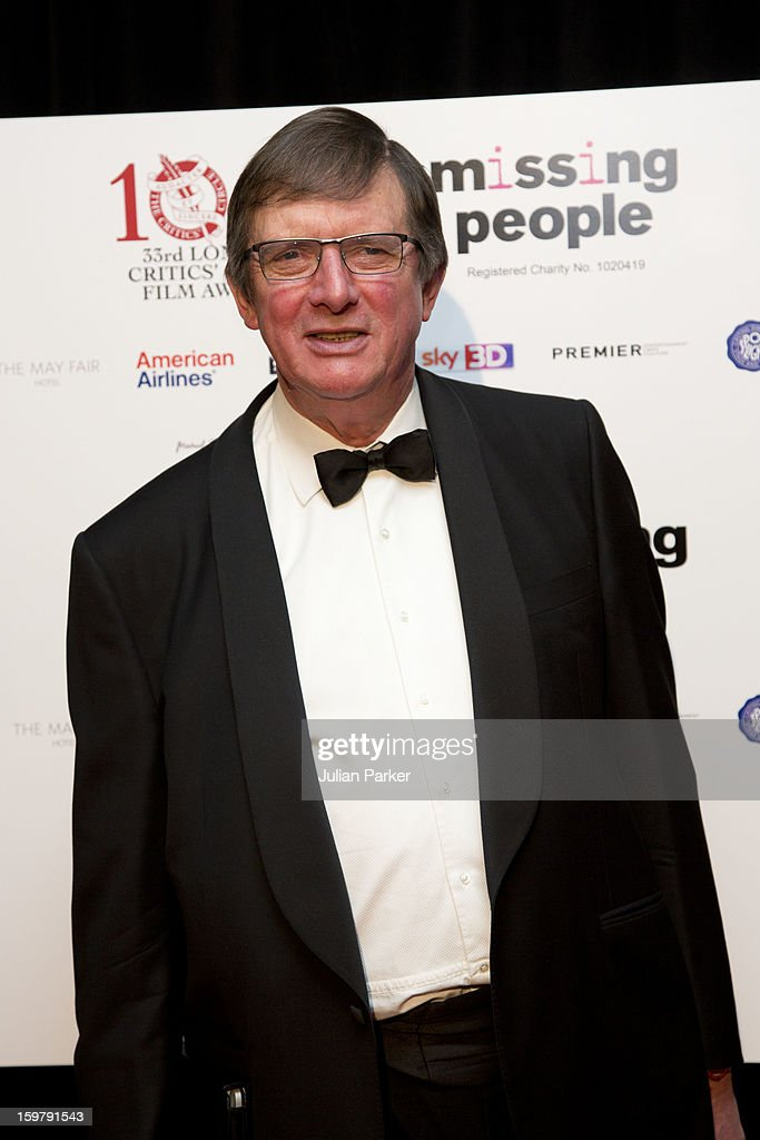 Mike Newell attends the London Critics' Circle Film Awards at The Mayfair Hotel on January 20, 2013 in London, England.