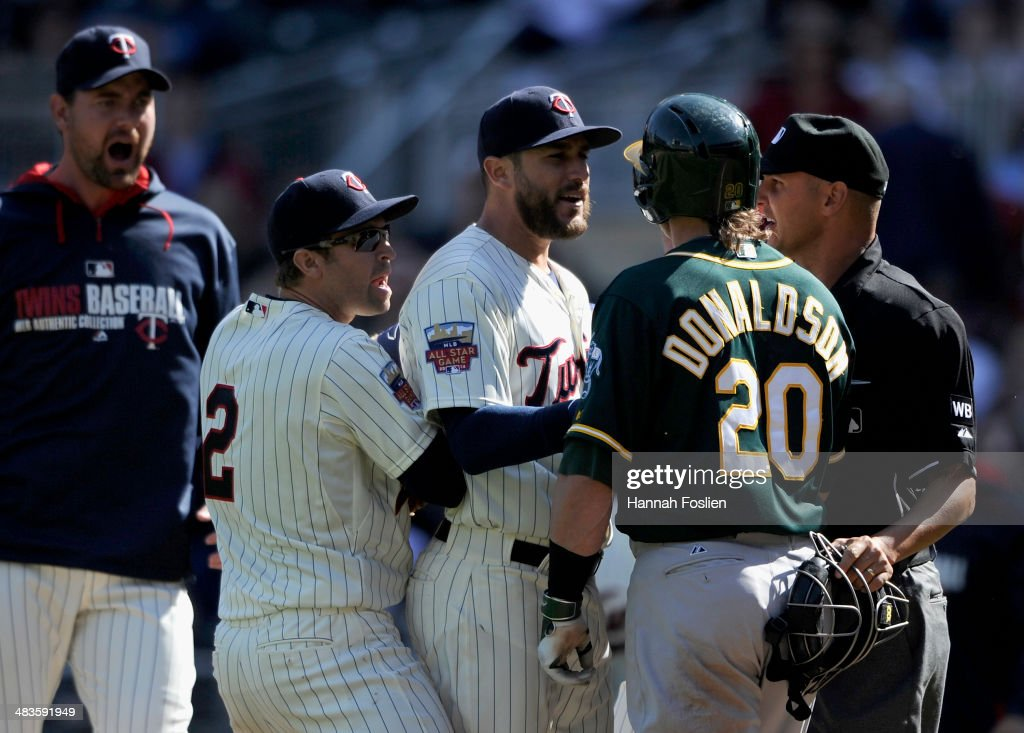 Oakland Athletics v Minnesota Twins