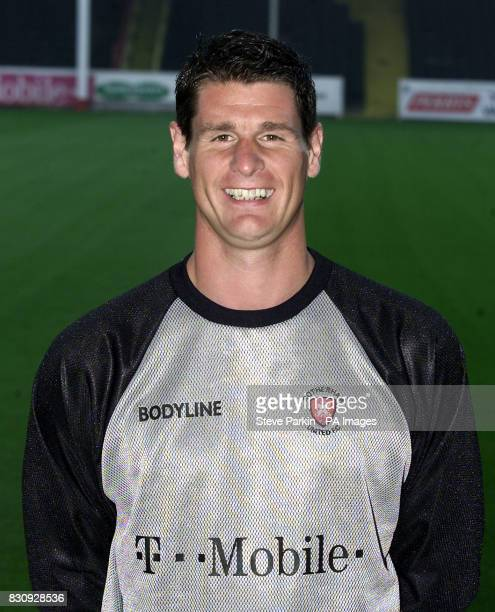 Mike Pollitt of ROTHERHAM UTD2002/2003 SEASON THIS PICTURE CAN ONLY BE USED WITHIN THE CONTEXT OF AN EDITORIAL FEATURE NO UNOFFICIAL CLUB WEBSITE USE