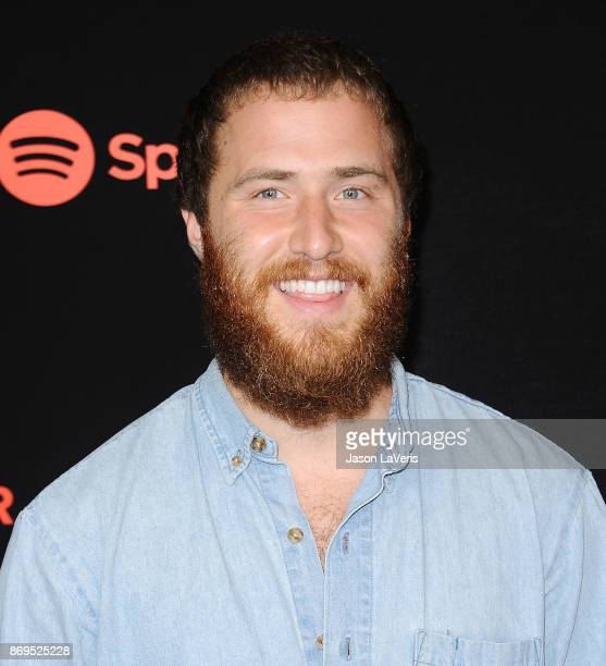 Mike Posner attends Spotify's inaugural Secret Genius Awards at Vibiana Cathedral on November 1 2017 in Los Angeles California
