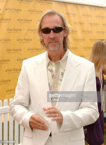 Mike Rutherford during The Veuve Clicquot Gold Cup July 23 2006 at Cowdray Park in Midhurst West Sussex United Kingdom