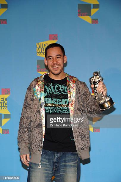 Mike Shinoda of Fort Minor winner Ringtone of the Year for 'Where'd You Go'