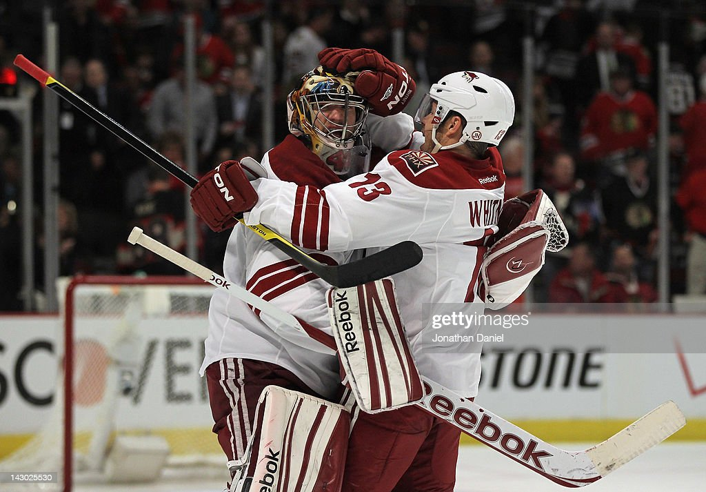Phoenix Coyotes v Chicago Blackhawks - Game Three
