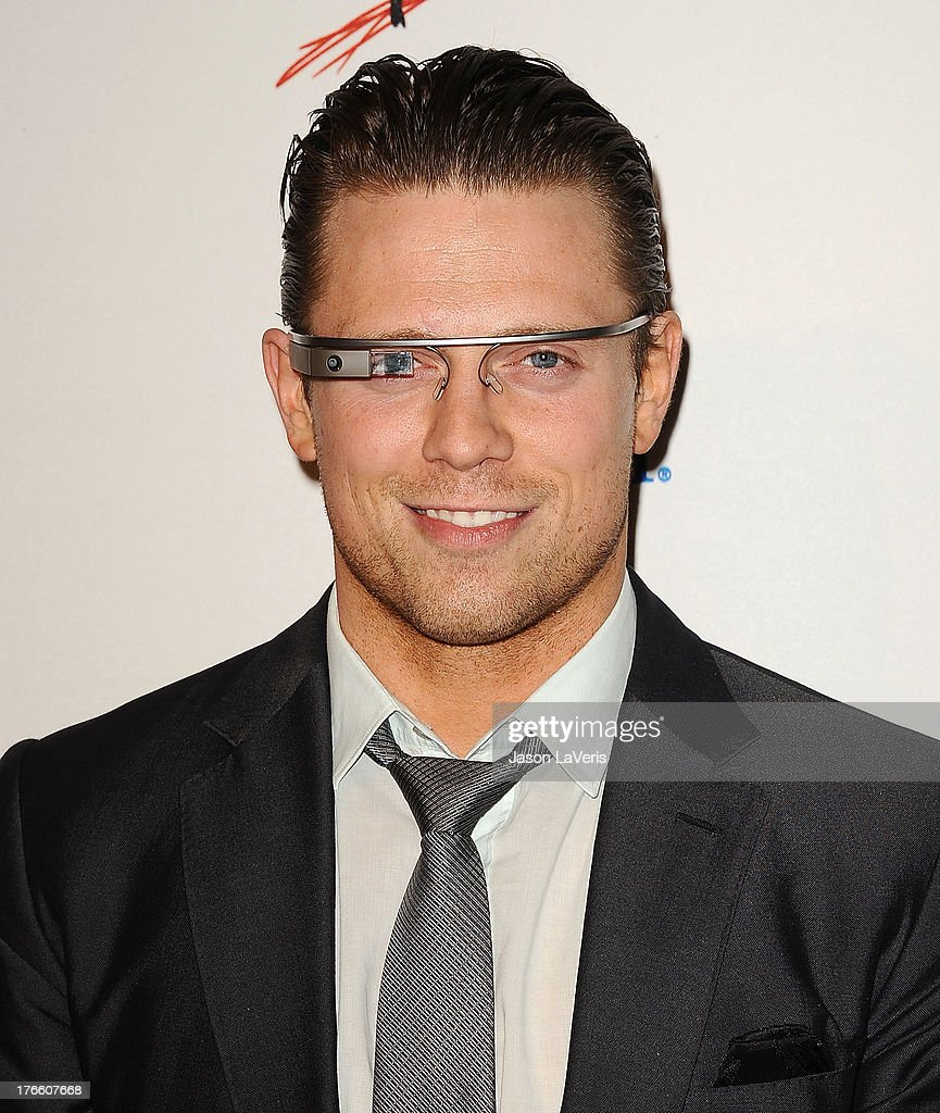 Mike '<a gi-track='captionPersonalityLinkClicked' href=/galleries/search?phrase=The+Miz&family=editorial&specificpeople=4420661 ng-click='$event.stopPropagation()'>The Miz</a>' Mizanin attends the WWE SummerSlam VIP party at Beverly Hills Hotel on August 15, 2013 in Beverly Hills, California.