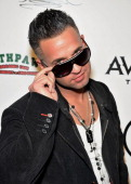 Mike 'The Situation' Sorrentino attends Avion Tequila At The PDiddy Super Bowl Party at Music Hall at Fair Park on February 5 2011 in Dallas Texas