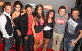 Mike 'The Situation' Sorrentino Jenni 'J Woww' Farley Ronnie OrtizMagro Sammi 'Sweetheart' Giancola Deena Nicole Cortese Vinny Guadagnino and Paul...