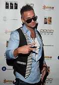 Mike 'The Situation' Sorrentino visits 46 Lounge on August 18 2011 in Totowa New Jersey