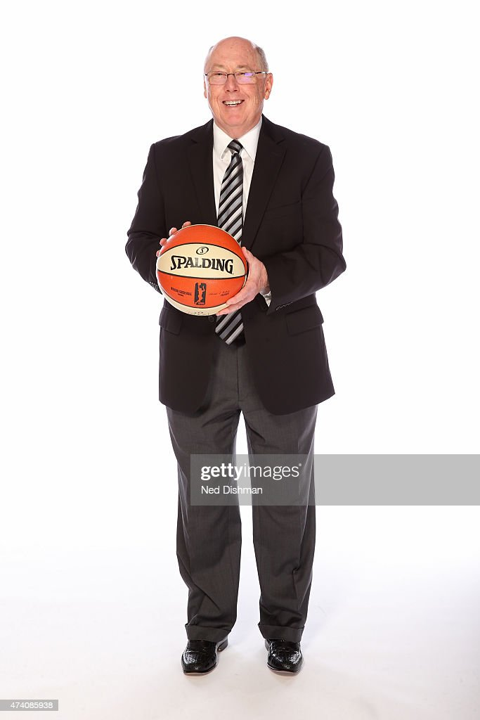 <a gi-track='captionPersonalityLinkClicked' href=/galleries/search?phrase=Mike+Thibault&family=editorial&specificpeople=544624 ng-click='$event.stopPropagation()'>Mike Thibault</a> of the Washington Mystics poses for a photo during 2015 Washington Mystics media day at the Verizon Center on May 18, 2015 in Washington D.C.