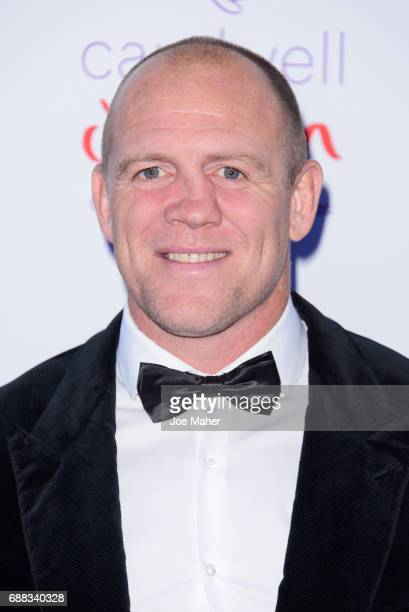 Mike Tindall attends the Caudwell Children Butterfly Ball at Grosvenor House on May 25 2017 in London England