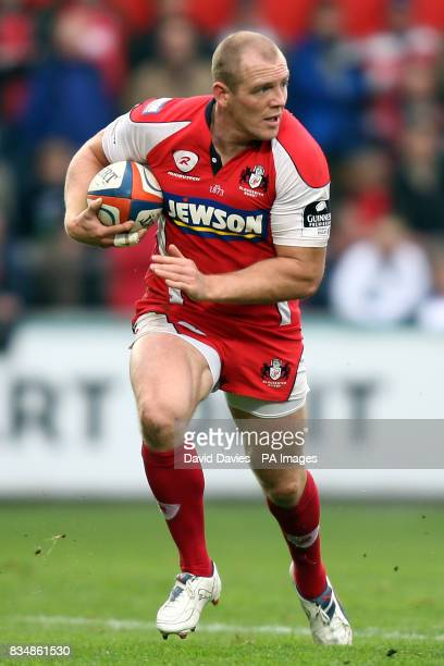 Mike Tindall Gloucester Rugby
