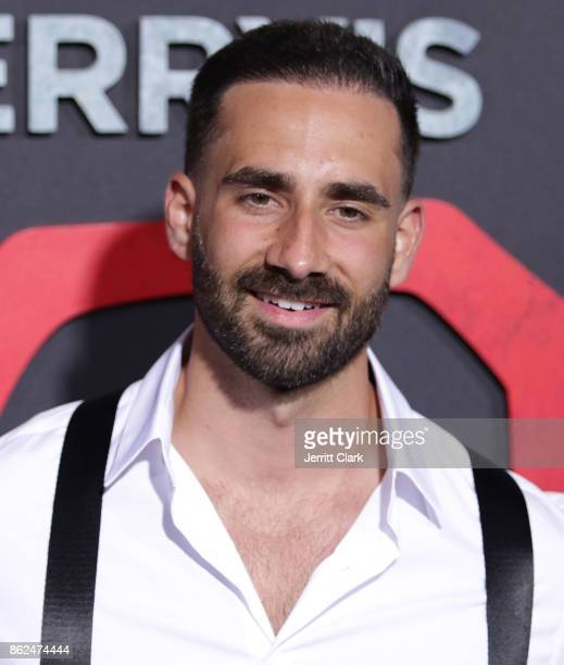 Mike Tornabene attends the Premiere Of Lionsgate's 'Tyler Perry's Boo 2 A Madea Halloween' at Regal LA Live Stadium 14 on October 16 2017 in Los...