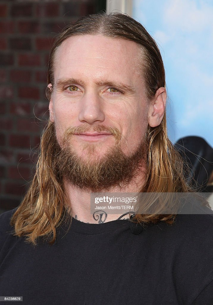 Mike Vallely arrives at the premiere of Columbia Pictures' 'Paul Blart: Mall Cop' at the Mann Village Theatre on January 10, 2009 in Westwood, California.