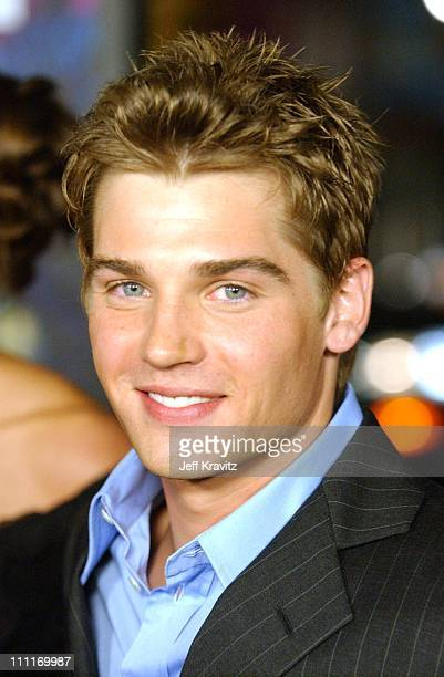 Mike Vogel during 'Texas Chain Saw Massacre' Hollywood Premiere at Mann's Chinese Theater in Hollywood California United States