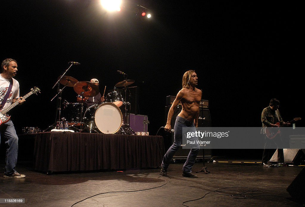 Iggy Pop and the Original Stooges, Ron Asheton and Scott Asheton, Homcoming