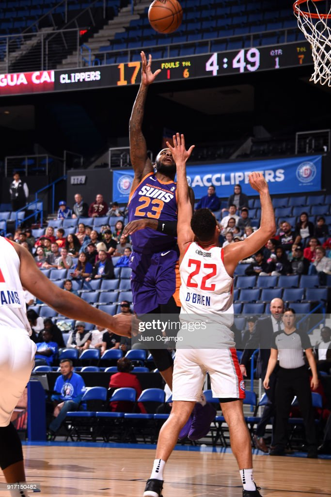Northern Arizona Suns v Agua Caliente Clippers