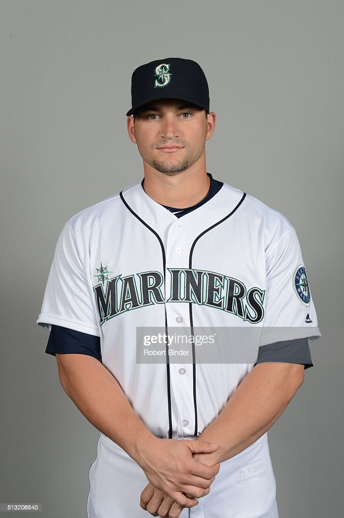 <a gi-track='captionPersonalityLinkClicked' href=/galleries/search?phrase=Mike+Zunino&family=editorial&specificpeople=6803368 ng-click='$event.stopPropagation()'>Mike Zunino</a> #3 of the Seattle Mariners poses during Photo Day on Saturday, February 27, 2016 at Peoria Sports Complex in Peoria, Arizona.
