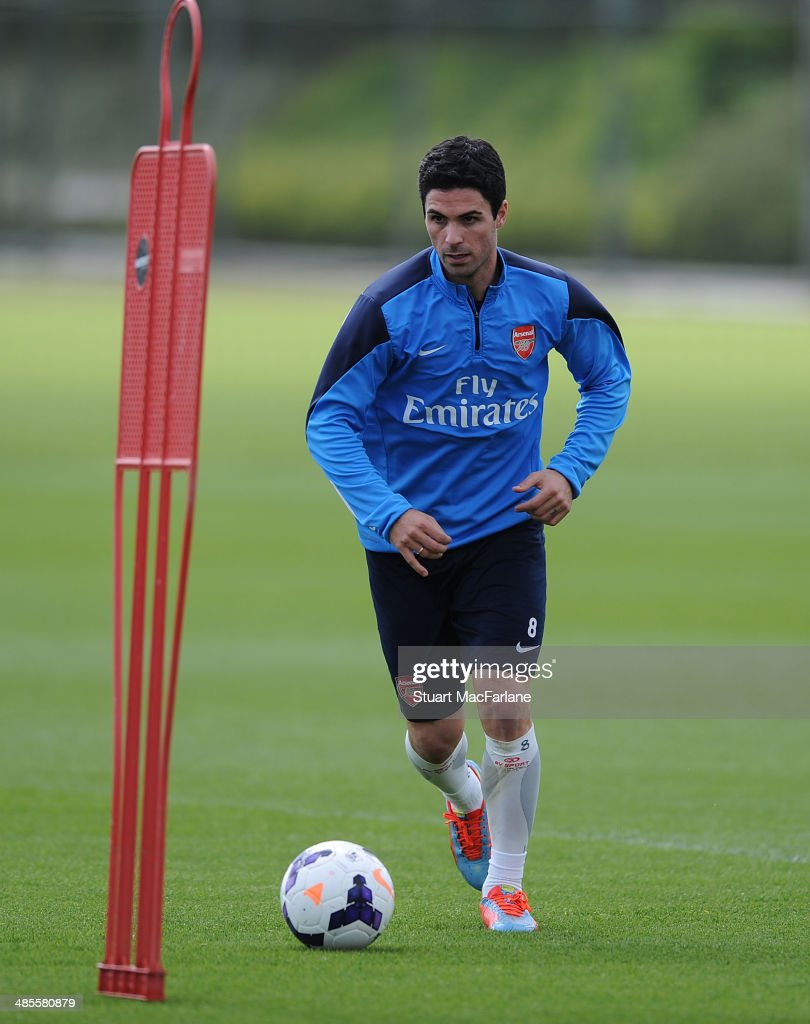Arsenal FC Training Session
