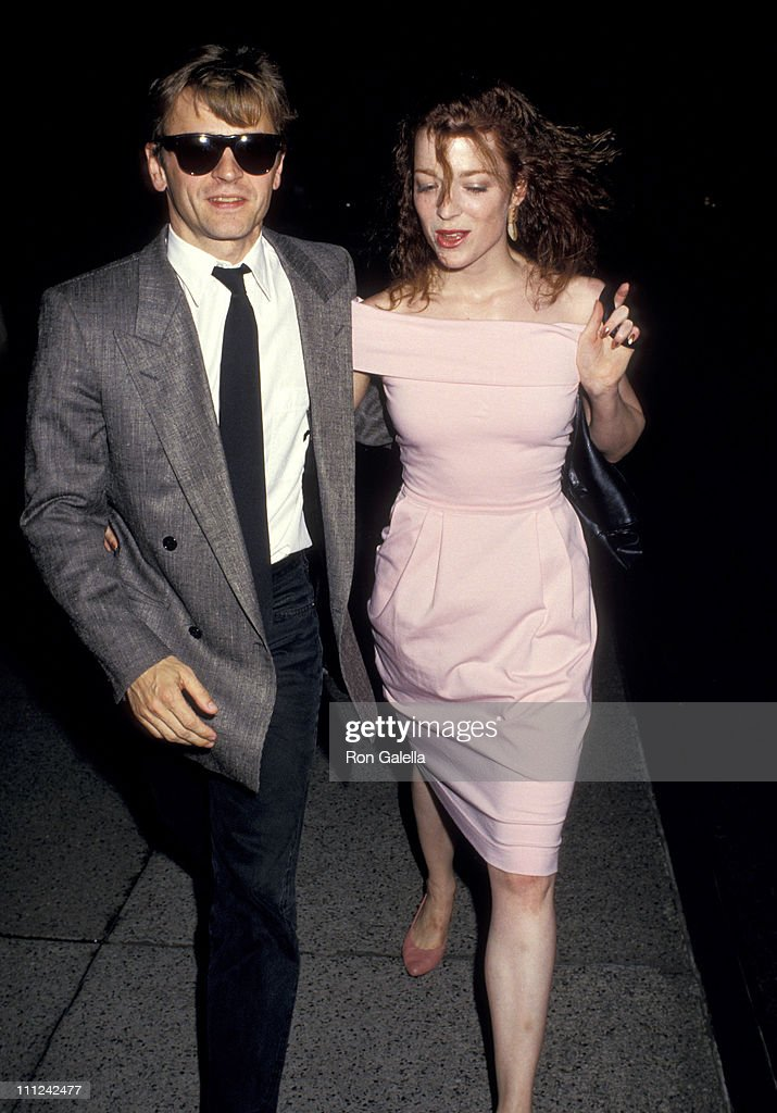 Mikhail Baryshnikov and Lisa Rinehart during New York Premiere of 'The ...