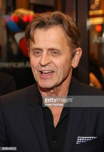 Mikhail Baryshnikov attends the Broadway Opening Night performance of The Roundabout Theatre Company production of 'Time and The Conways' on October...