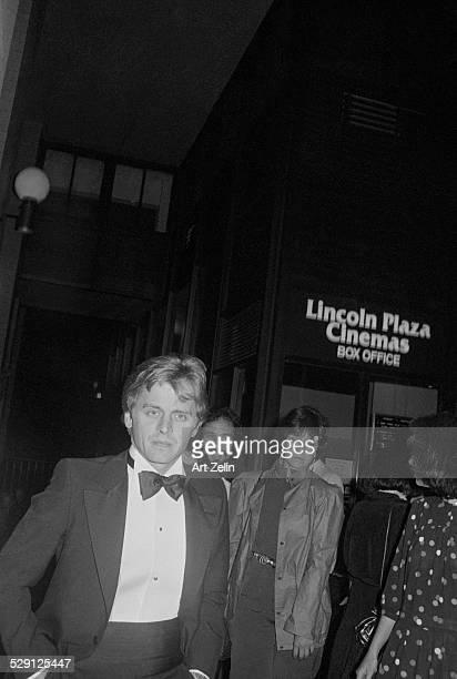 Mikhail Baryshnikov circa 1970 New York