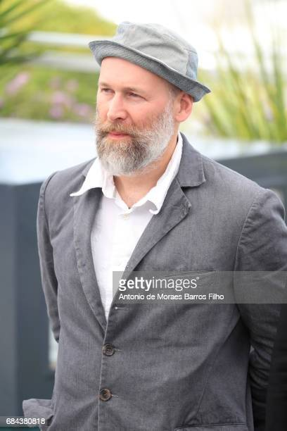 Mikhail Krichman attends the 'Nelyobov ' Photocall during the 70th annual Cannes Film Festival at Palais des Festivals on May 18 2017 in Cannes France