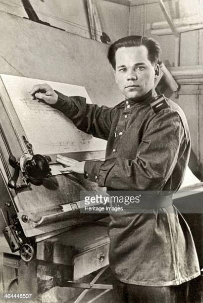 Mikhail Timofeyevich Kalashnikov